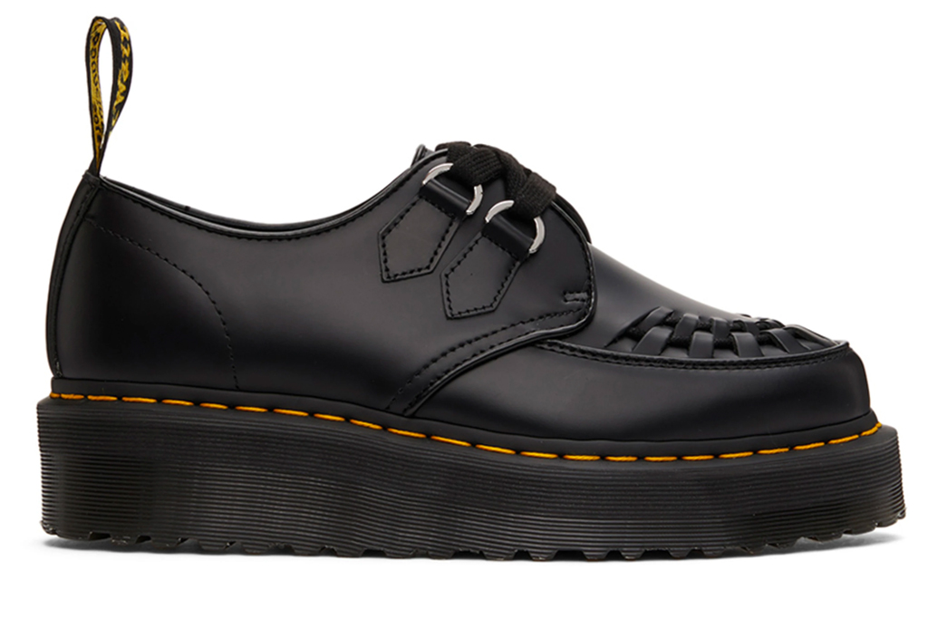 creepers, shoes, platforms, heels, dr martens