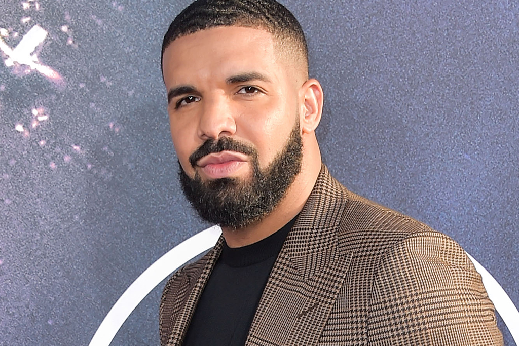 Drake Shares Photo of Son Adonis Wearing Nike Air Force 1s to First Day of School - Footwear News