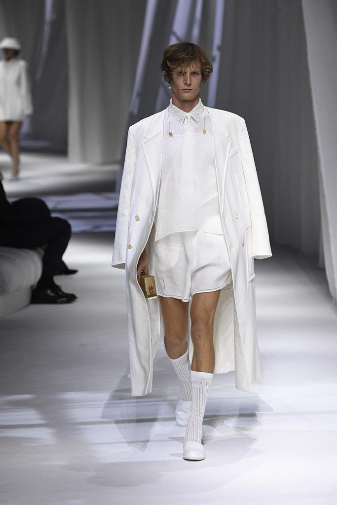 fendi, fendi spring 2021, spring 2021, mfw, milan fashion week