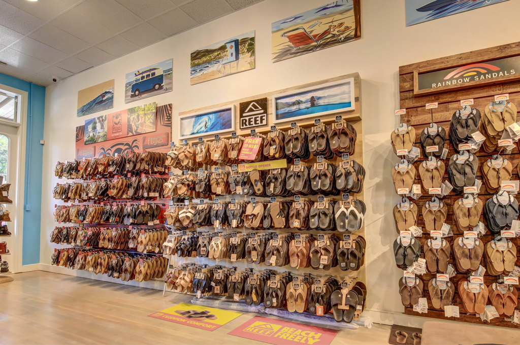 Flip Flop Shops Sacramento California