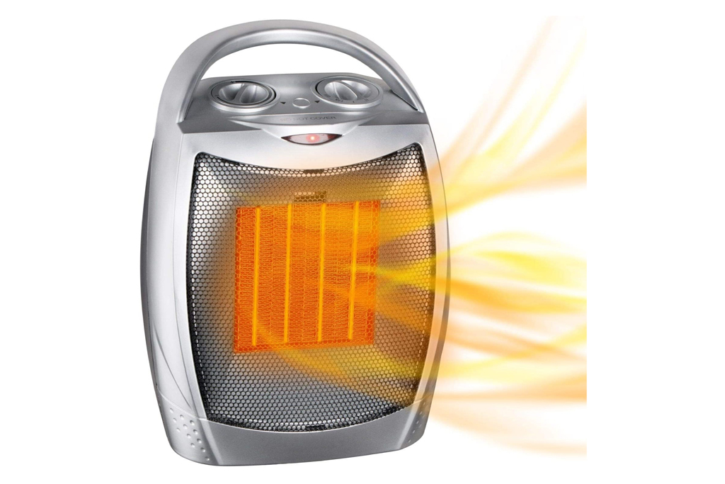 space heater, heater, warmth, space, amazon, givebest