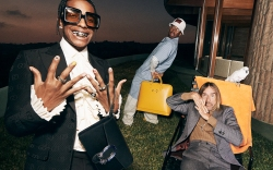 Gucci, men's tailoring campaign