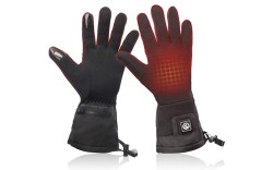 heated gloves, amazon heated gloves, electric
