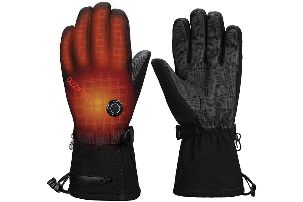 heated gloves, amazon heated gloves, electric heating gloves