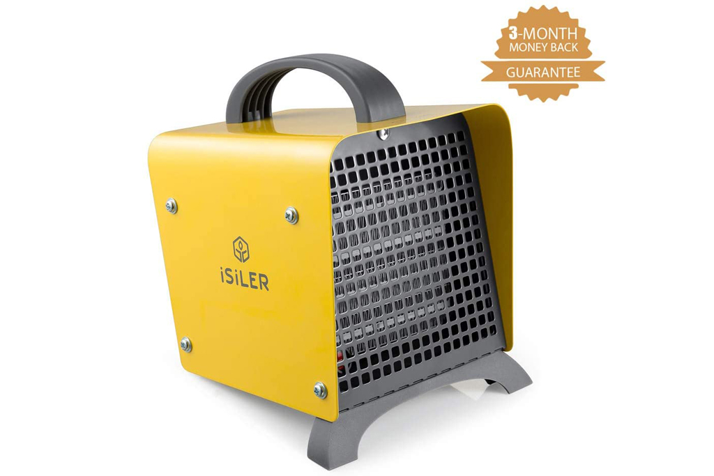 space heater, heater, warmth, space, amazon, isiler
