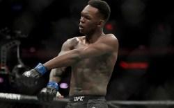 UFC Israel Adesanya