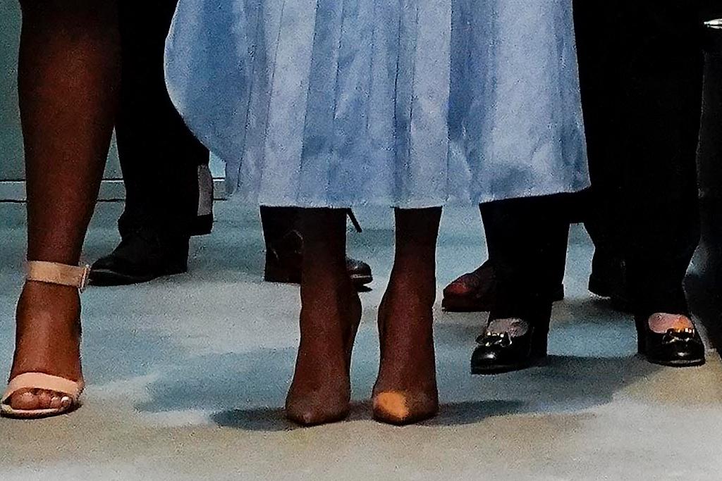 ivanka trump, style, skirt, heels, shoes, dress, atlanta, georgia