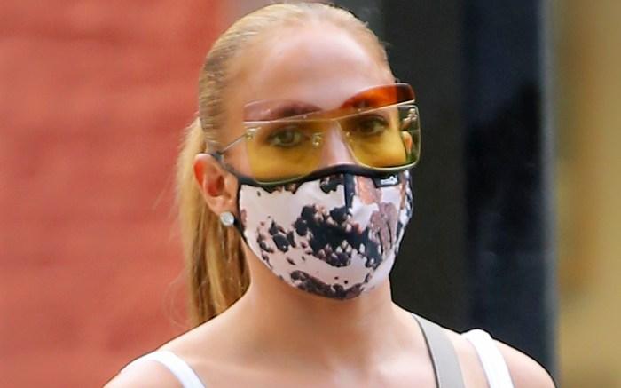 jennifer-lopez-dress-white-mask