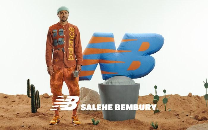 Jesse Williams Salehe Bembury New Balance 2002R
