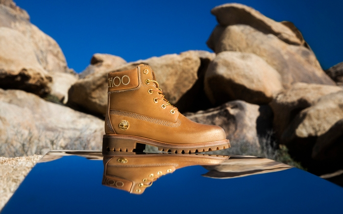 Jimmy Choo x Timberland Boot Collaboration