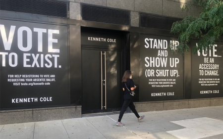 Kenneth Cole New York Store Vote