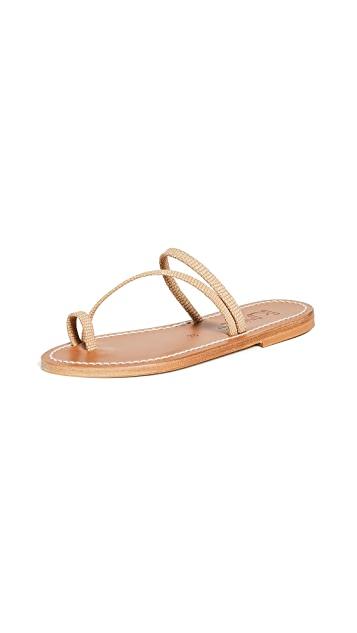 big toe sandals