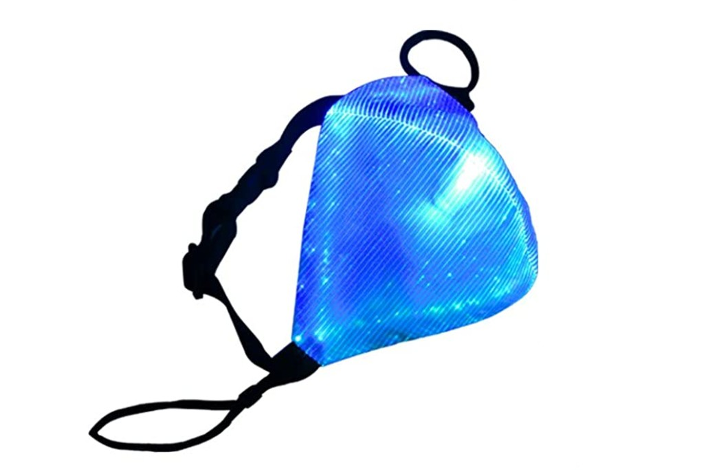 TecZero light up mask