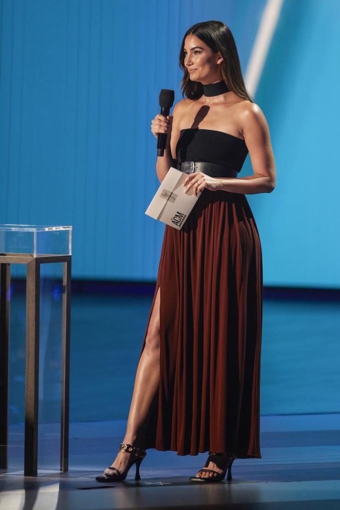Lily Aldridge, ACM Awards 2020