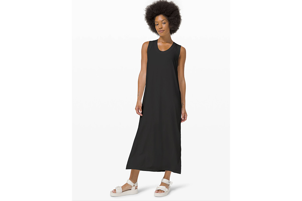 lululemon all yours maxi tank dress,best selling gear on lululemon, lululemon