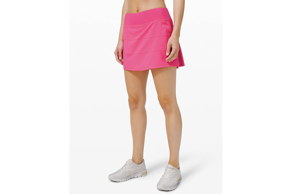 lululemon pace revival skirt, best selling gear on lululemon, lululemon