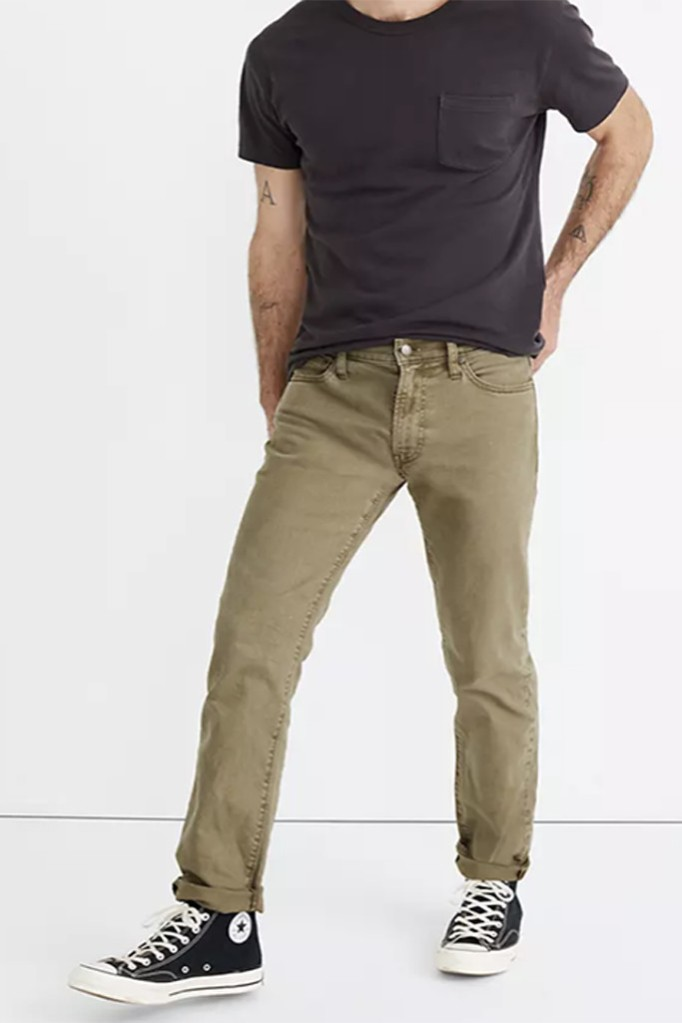madewell jeans, best jeans for men, mens jeans
