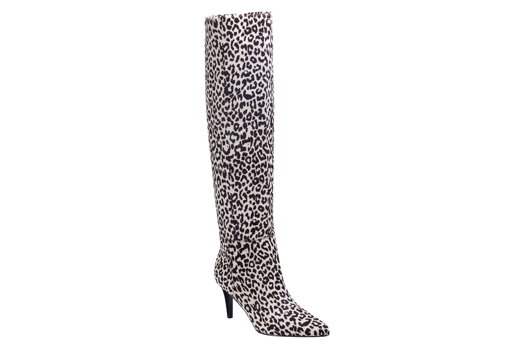 printed boots, animal boots, heels, tall, cheetah, leopard