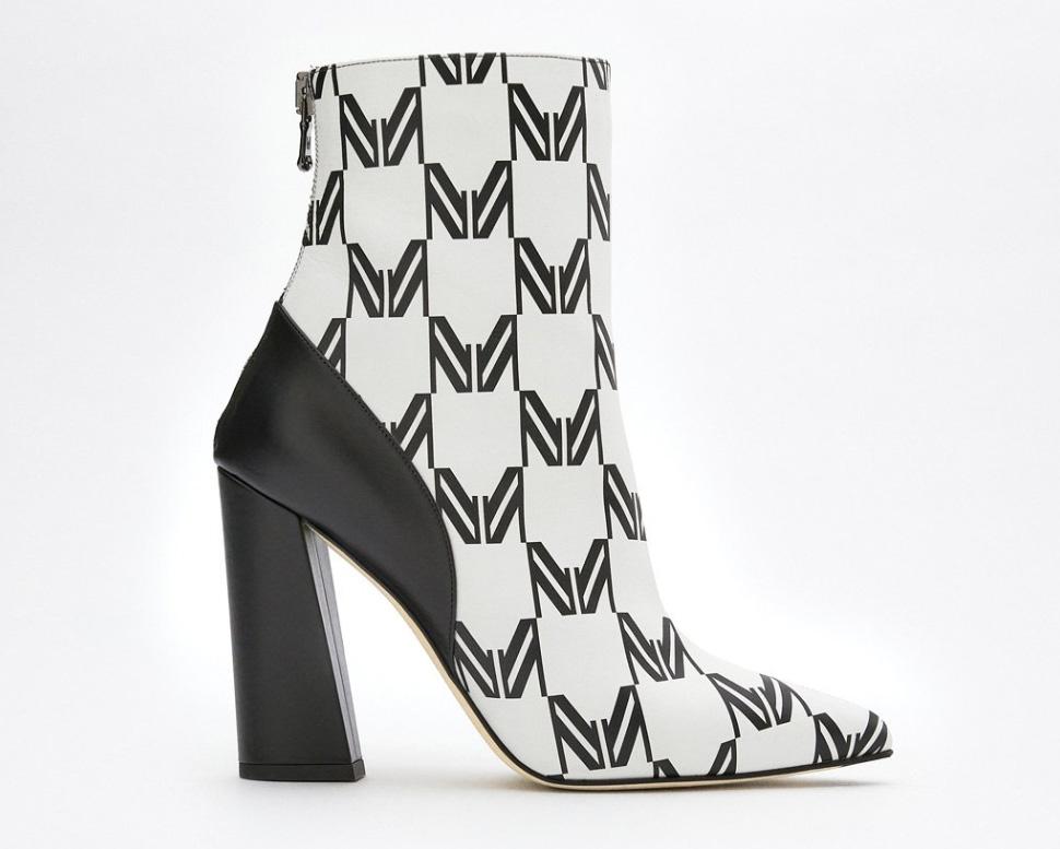 marcell von berlin, boots, white black
