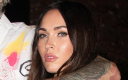 machine gun kelly, megan fox, style,