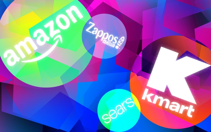 amazon zappos kmart sears