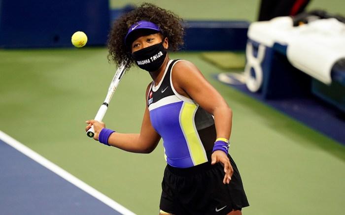 Naomi Osaka Breonna Taylor Mask