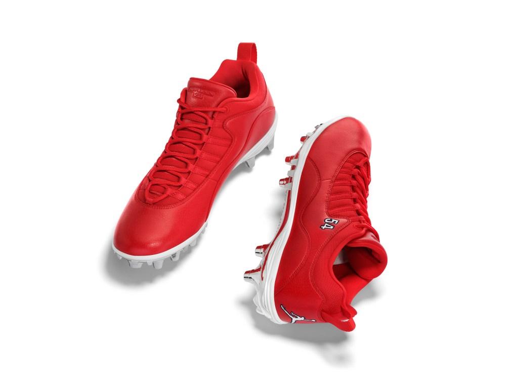Air Jordan 10 Cleat