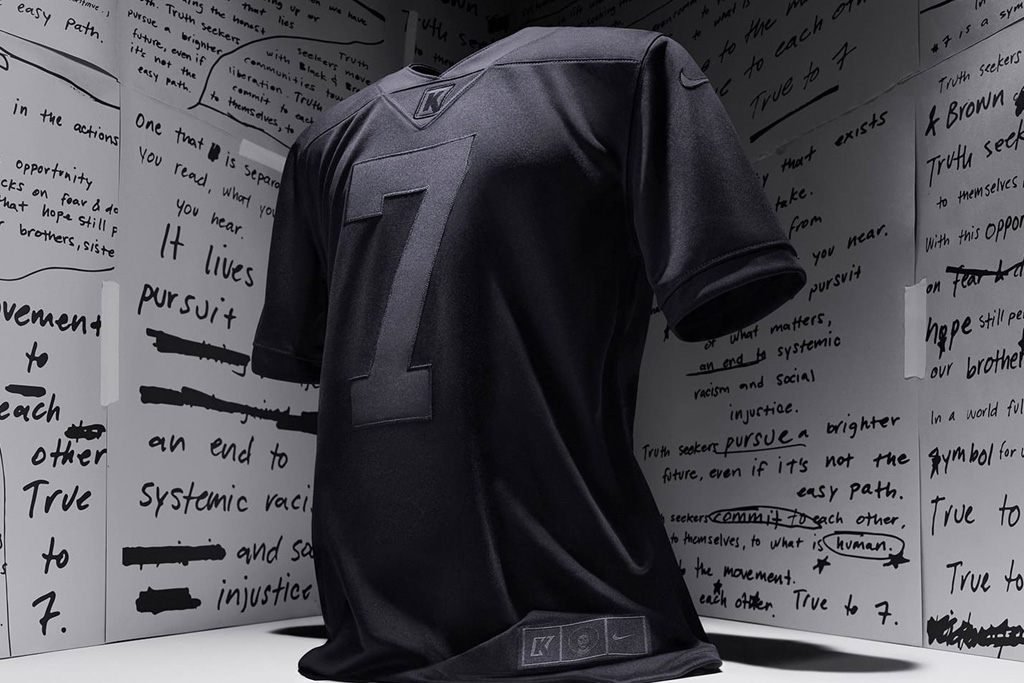 Nike Colin Kaepernick Icon Jersey 2 0 Release Info Price More Footwear News