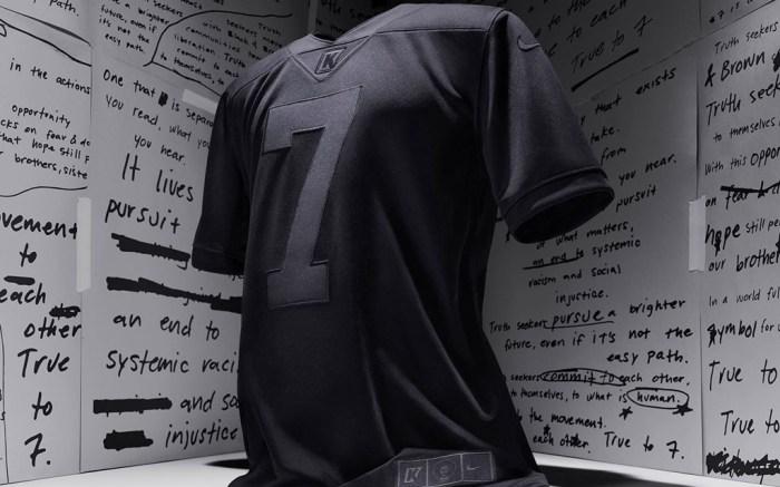 nike, colin kaepernick, jersey, icon jersey 2.0