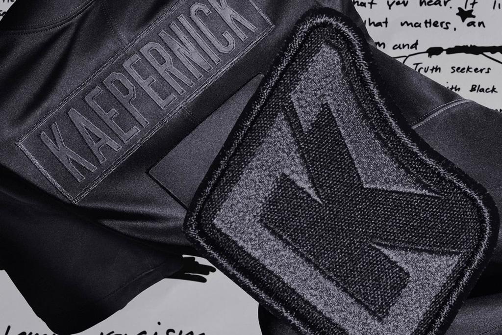 Nike Kaepernick Icon 2.0 Jersey Black AW 20 2020