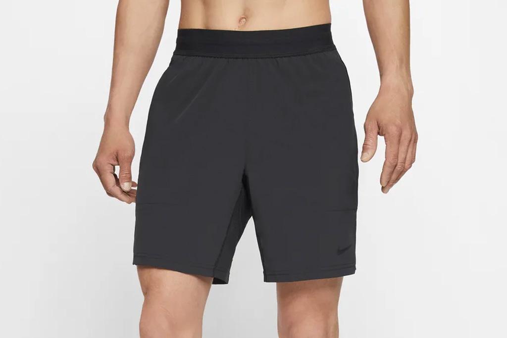 shorts, workout shorts, mens, training, nike