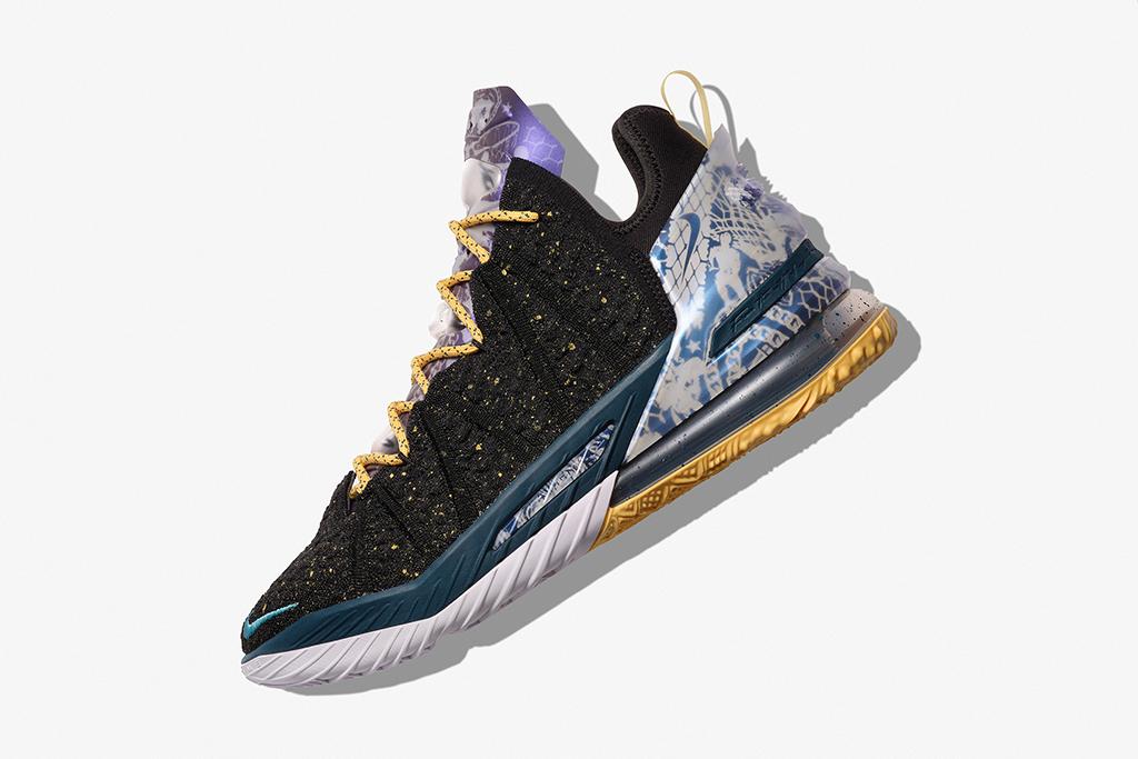 Nike LeBron 18 Reflections
