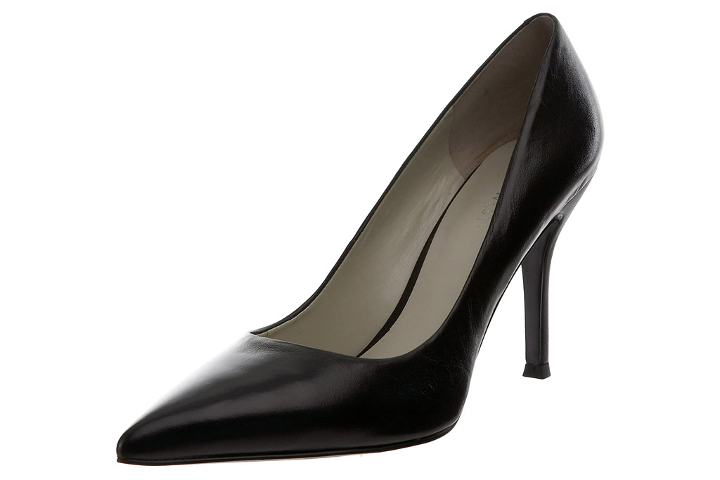 black pumps, heels, pumps, shoes, nine west