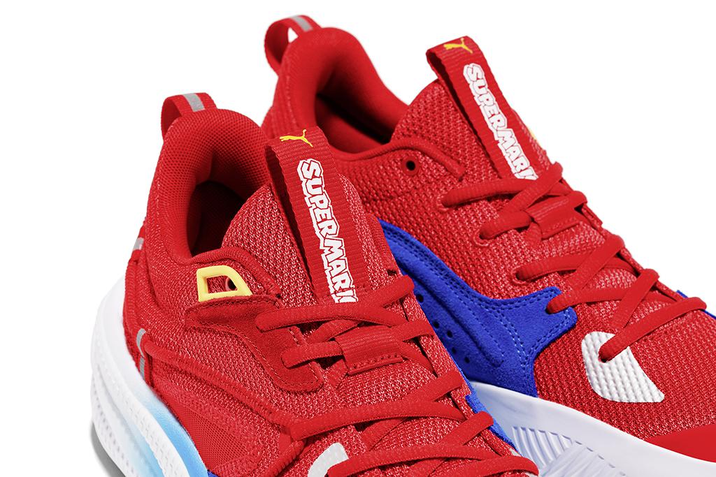 Puma and Nintendo Reimagine J. Cole's Shoe to Celebrate Super Mario's 35th Anniversary