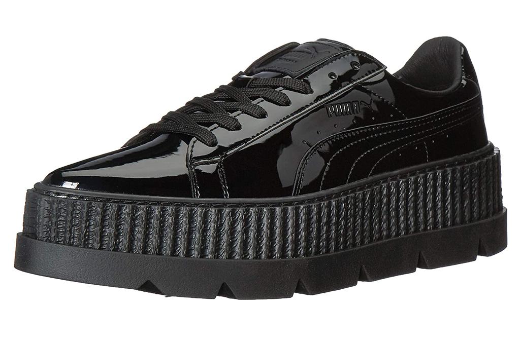 creepers, shoes, platforms, heels, puma, fenty
