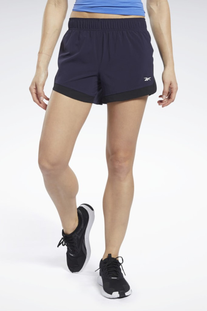 reebok shorts, best running shorts for women, womens running shorts