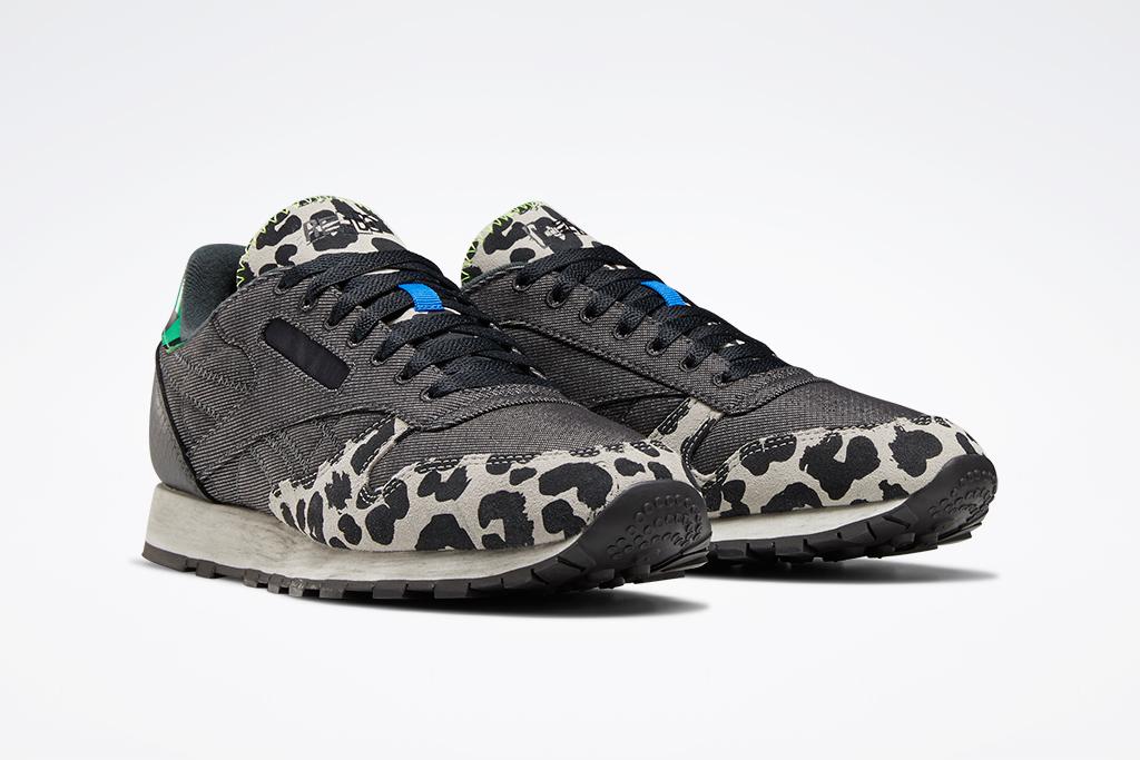 Reebok Classic Leather Cheetah