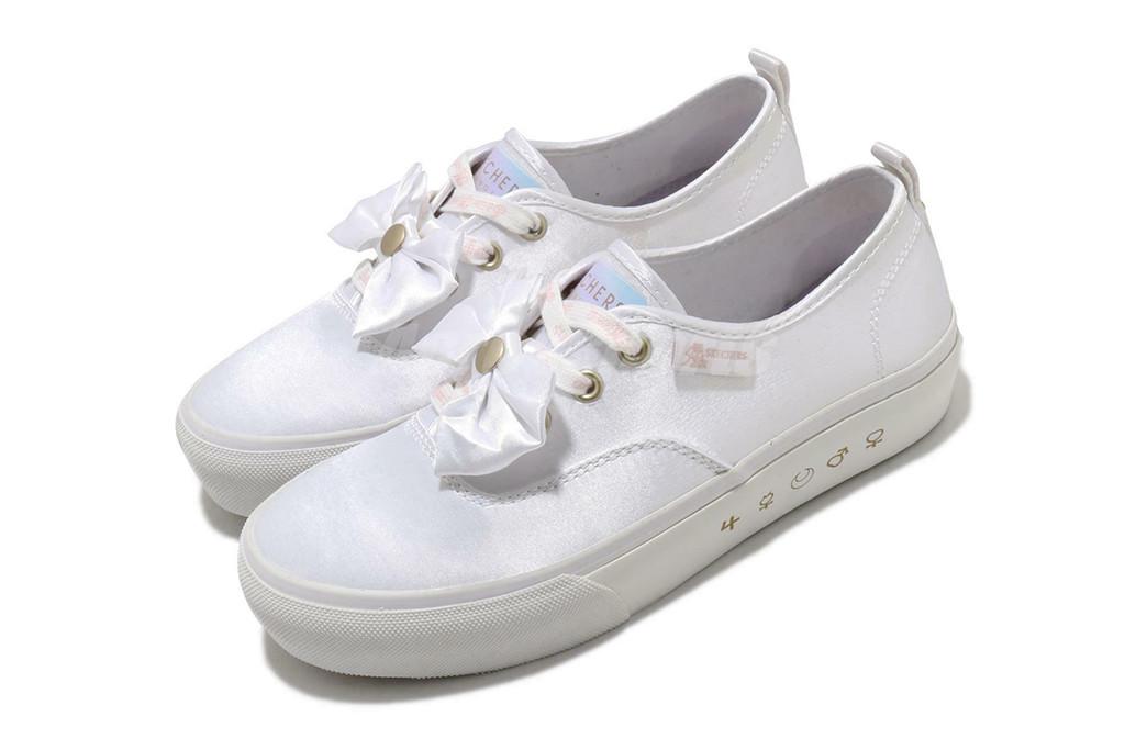 skechers x sailor moon, Skechers Bobs Marley X Sailor Moon Marley sneakers, sailor moon sneakers