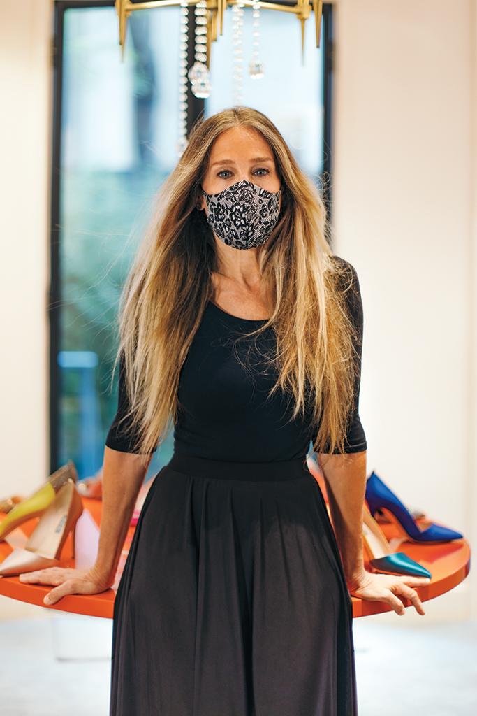 sarah jessica parker, sjp, sjp collection, sjp shoes, sex and the city, satc, carrie bradshaw, manolo blahniks,