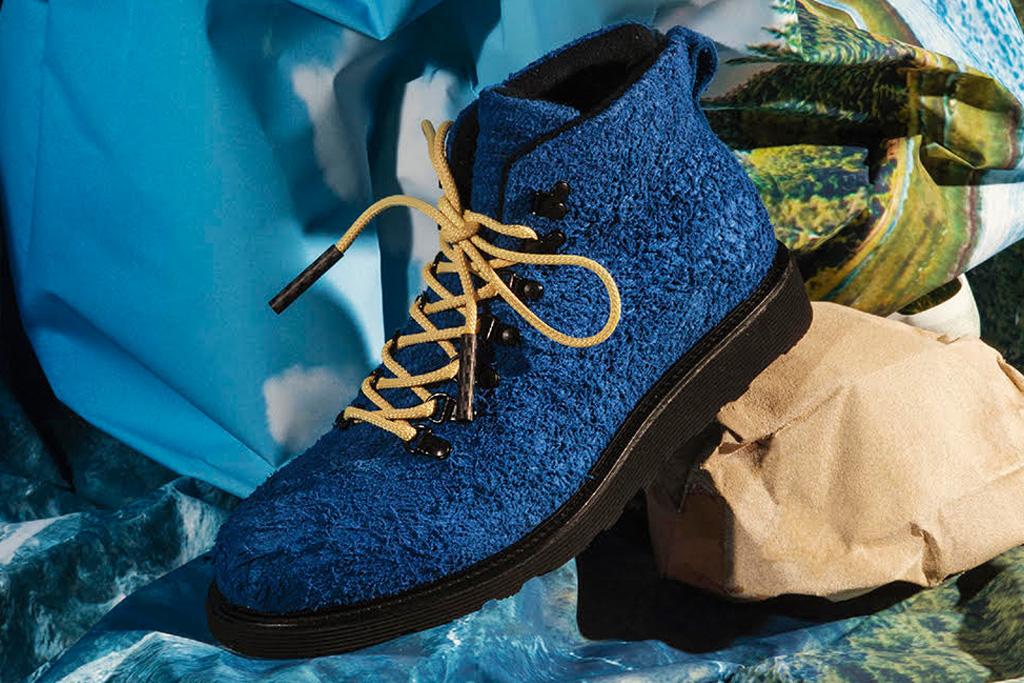 season three, boots, sneakers, benjamin edgar