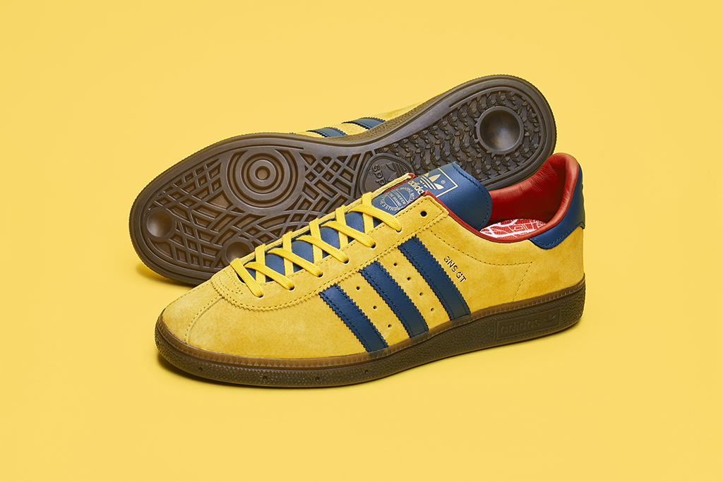 SNS x Adidas Originals GT 'London