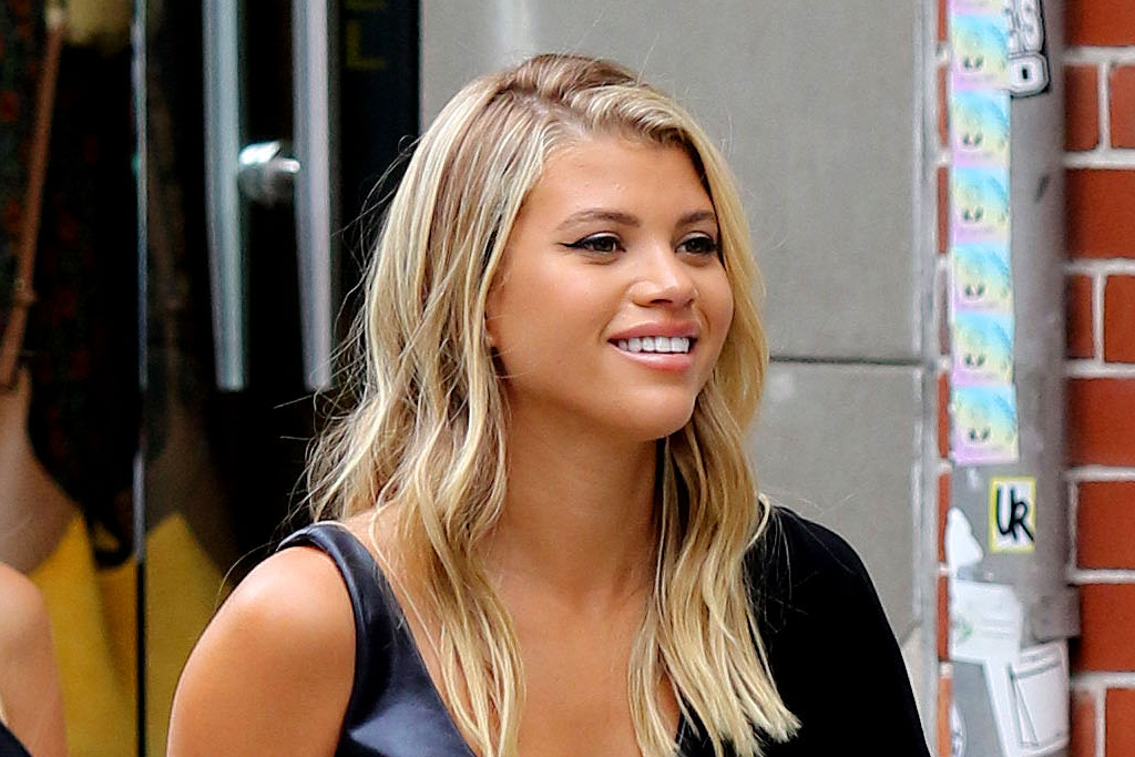 Sofia Richie Loves Her Adidas Court Grand Sneakers From DSW — Here's Proof