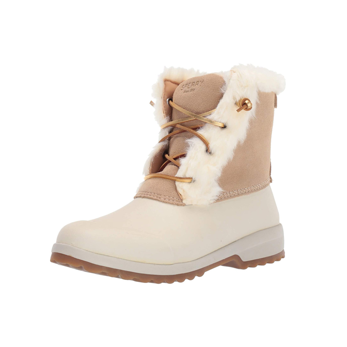 Sperry Maritime Repel Suede Boots