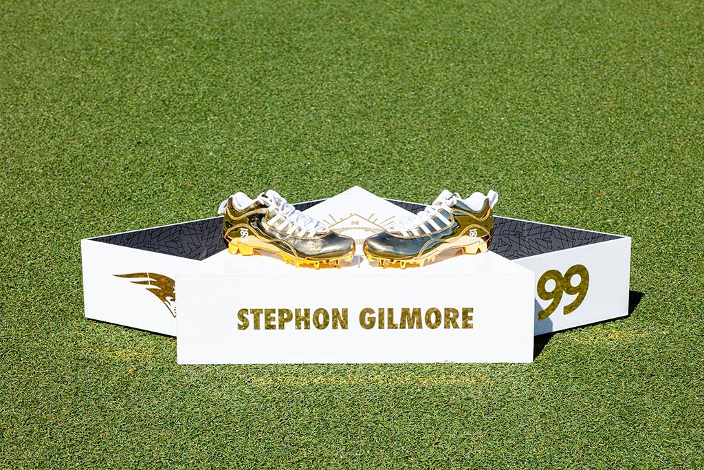 Stephon Gilmore Jordan 10 TD