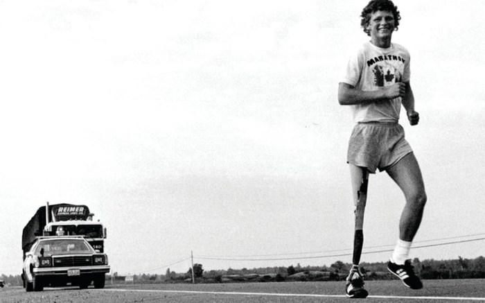 Terry Fox Adidas