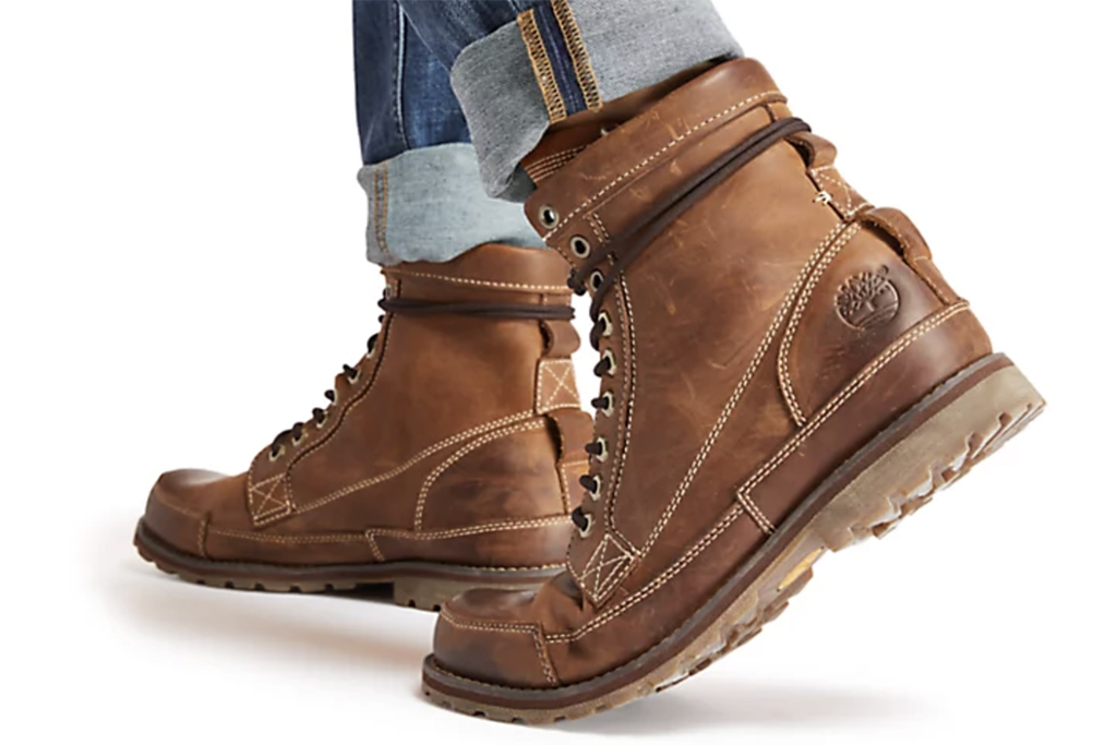 Timberland Earthkeepers Original Leather 6-Inch Boot