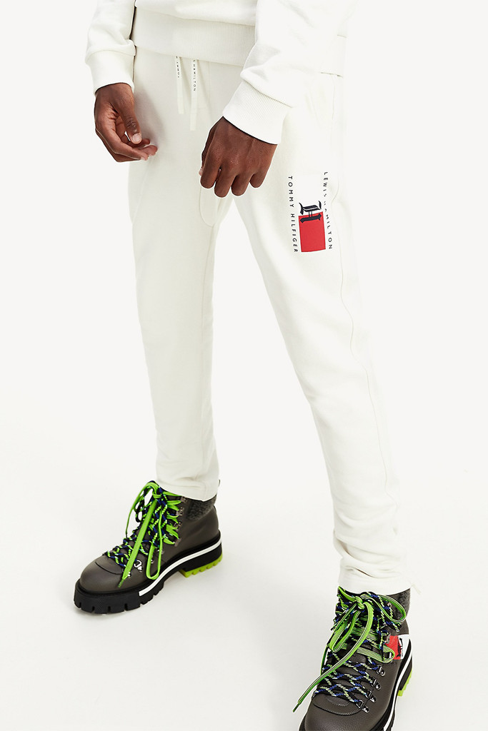 tommy x lewis, tommy x lewis sweatpants, organic cotton sweatpants