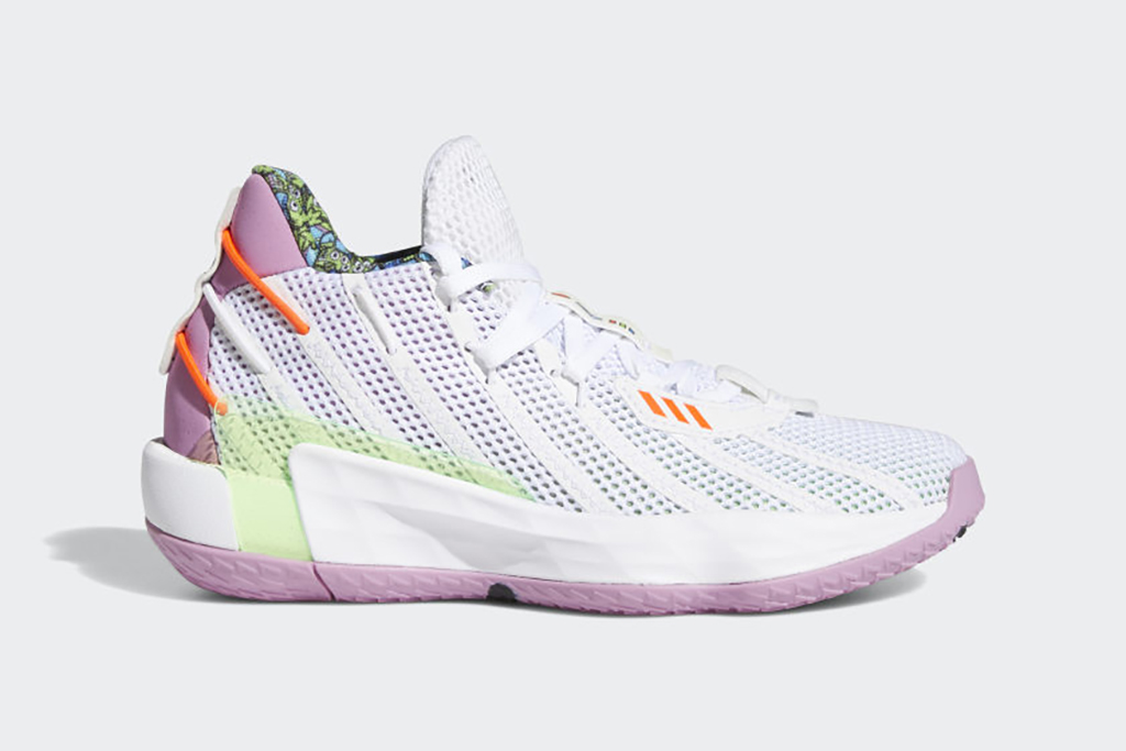Toy Story Adidas Dame 7