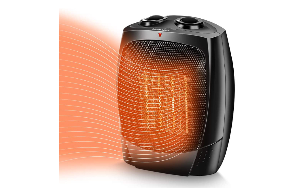 space heater, heater, warmth, space, amazon, trustech