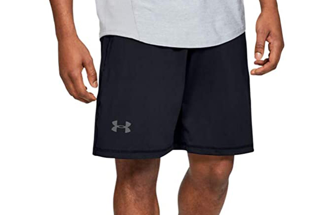 shorts, workout shorts, mens, training, under armour